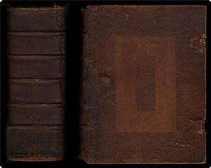 Biblia, das ist: Die ganze G?ttliche heilige: Bible. German. 1776.