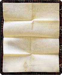 """Document signed on parchment, in English. """"Exemplification of a common recovery with double ..."""
