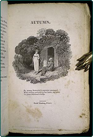 The seasons; with The castles of indolence by James Thomson. Embellished with engravings from the ...