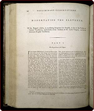 The four gospels, translated from the Greek.: Bible. N.T. Gospels. English. 1799. Campbell.