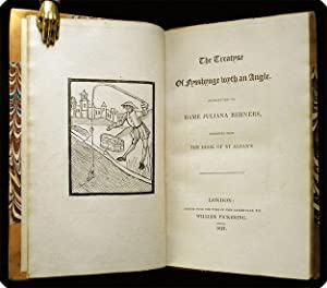 The treatyse of fysshynge wyth an angle.: Berners, Juliana.