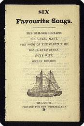 Six favourite songs.