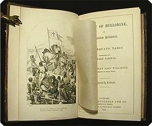 Godfrey of Bulloigne, or, Jerusalem delivered . translated by Edward Fairfax.: Tasso, Torquato.