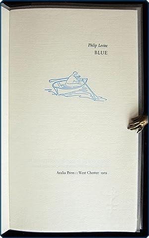 Blue.: Levine, Philip.