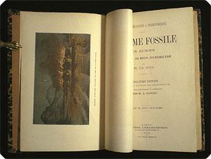 L'homme fossile en Europe son industrie, ses moeurs, ses oeuvres d'art . cinqui?me ?...