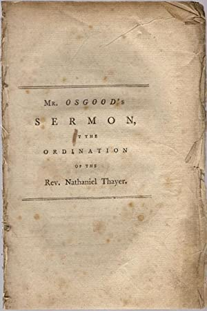 St. Paul's example considered as a model for Christian ministers. A sermon, delivered at the ...