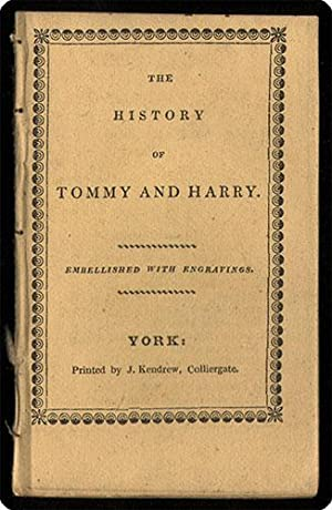 The history of Tommy and Harry.: Anonymous.