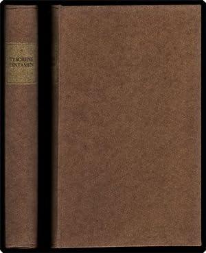 Tentamen de variis codicum Hebraicorum vet. test. mss. generibus, a Judaeis et Non-Judaeis ...