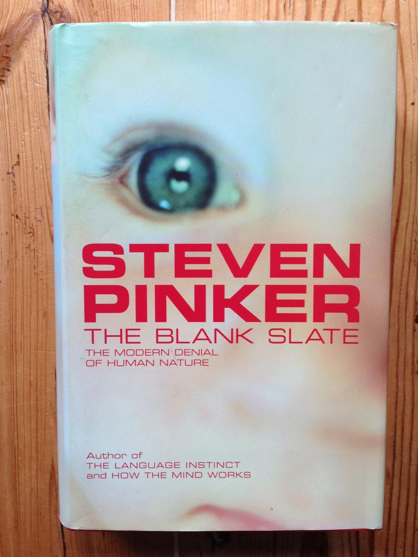 Blank Slate Book