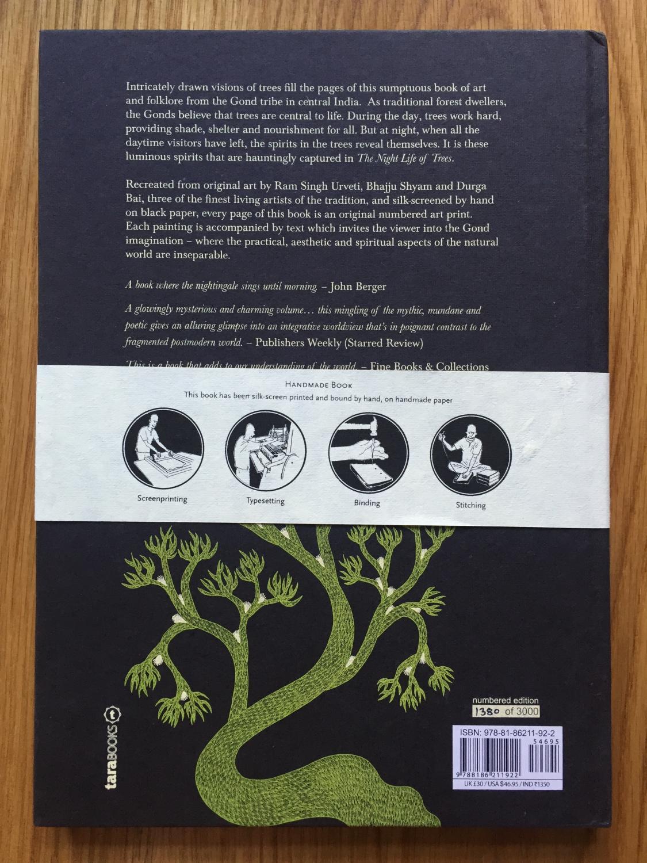 The Night Life of Trees: Shyam, Bhajju; Urveti, Ram Singh; Bai, Durga