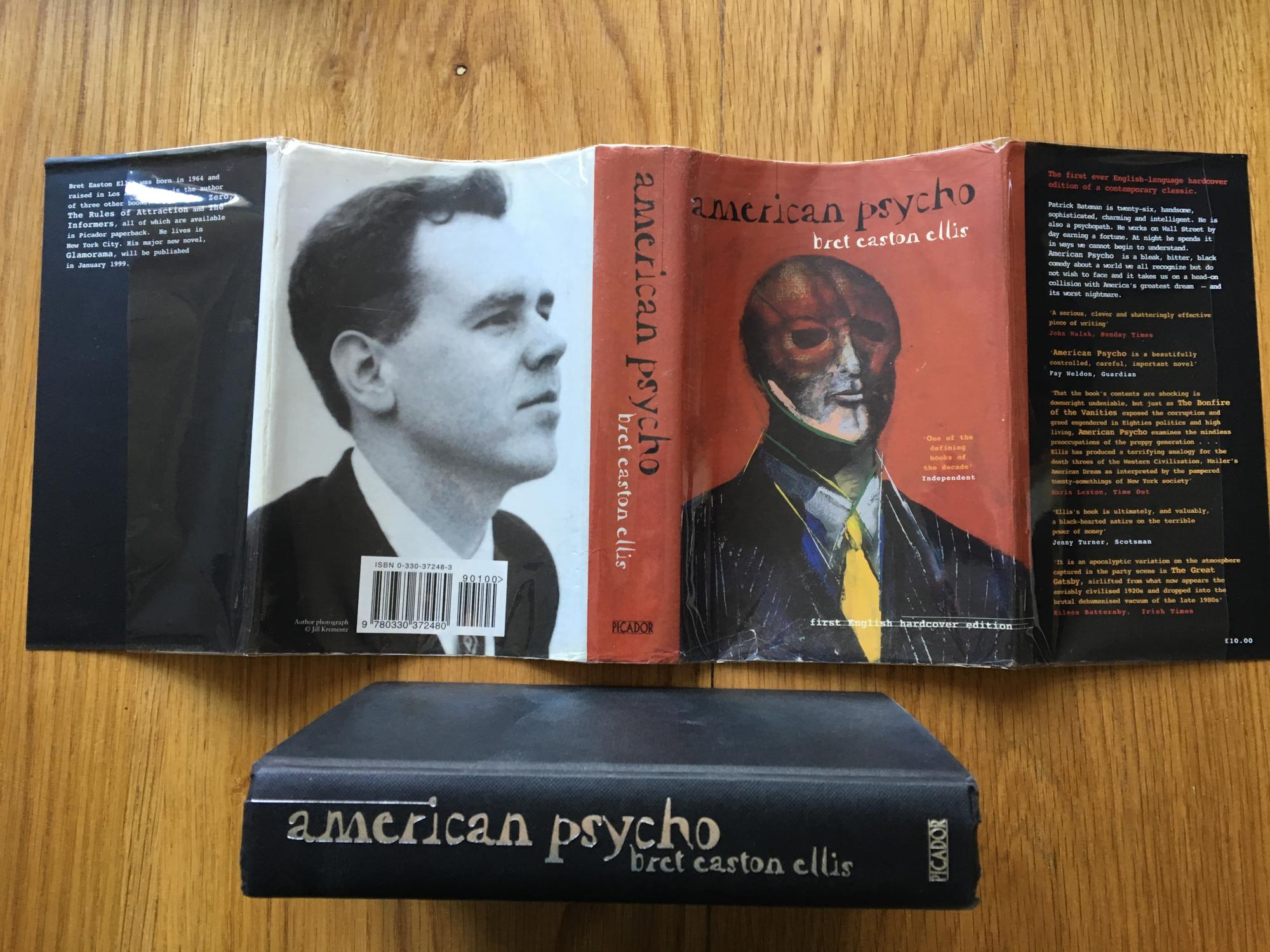 the world of patrick batesman american psycho by bret easton ellis Author bret easton ellis' most famous literary creation, patrick bateman from his 1991 novel american psycho, has been depicted in many formsas christian bale in mary harron's film as.