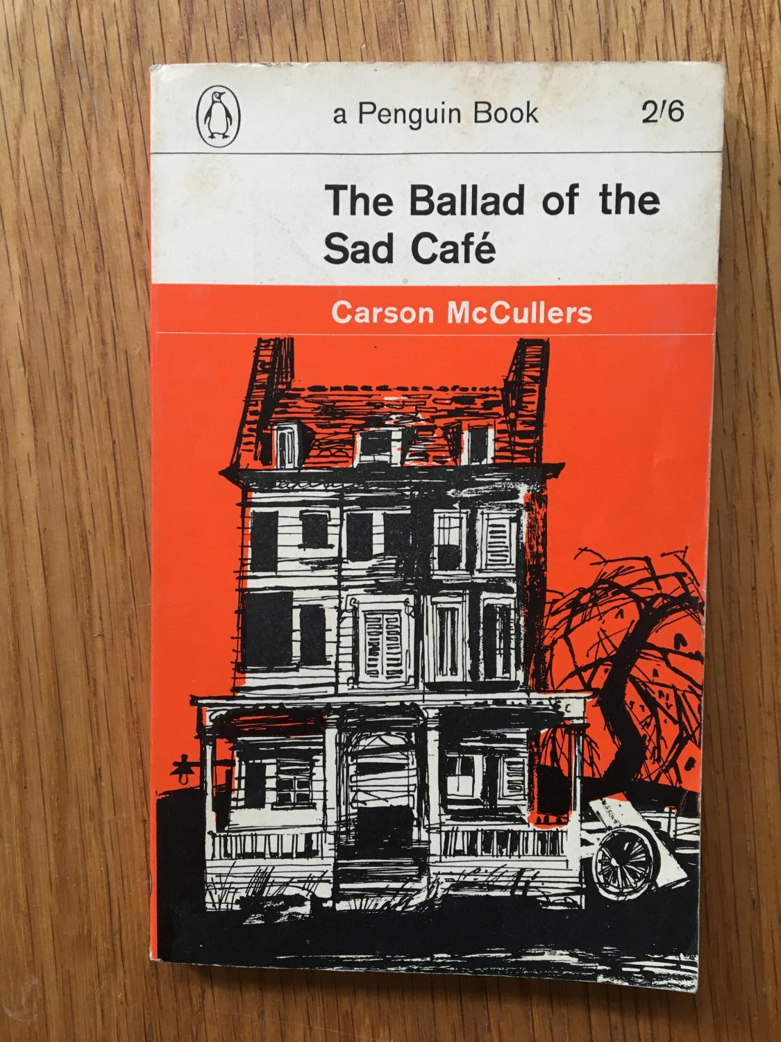 ballad of the sad cafe The southern love triangle between an amazon, a dwarf and a reformed scoundrel is the subject of edward albee's adaptation of carson mccullers' novel.