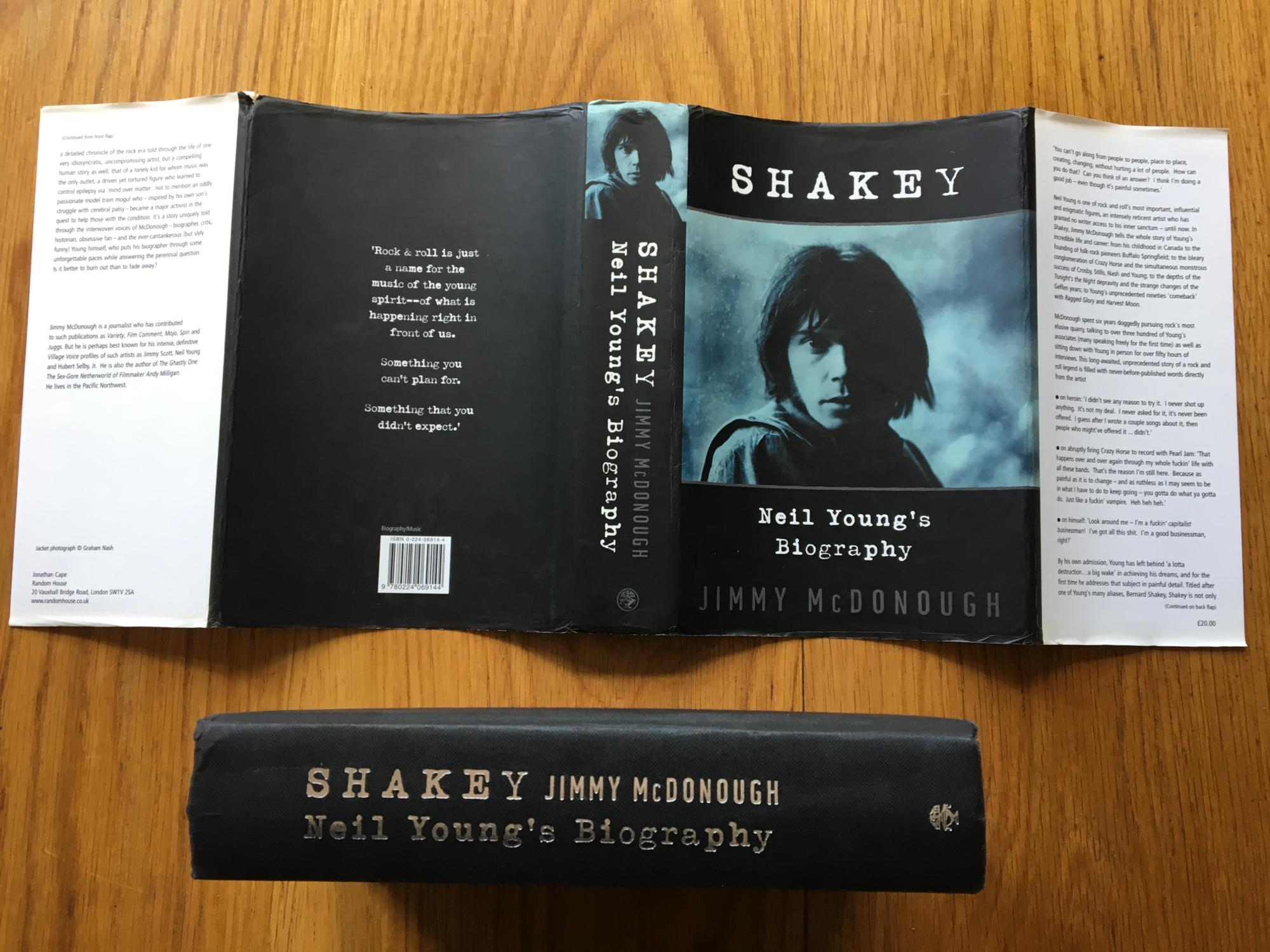 Shakey: Neil Youngs Biography