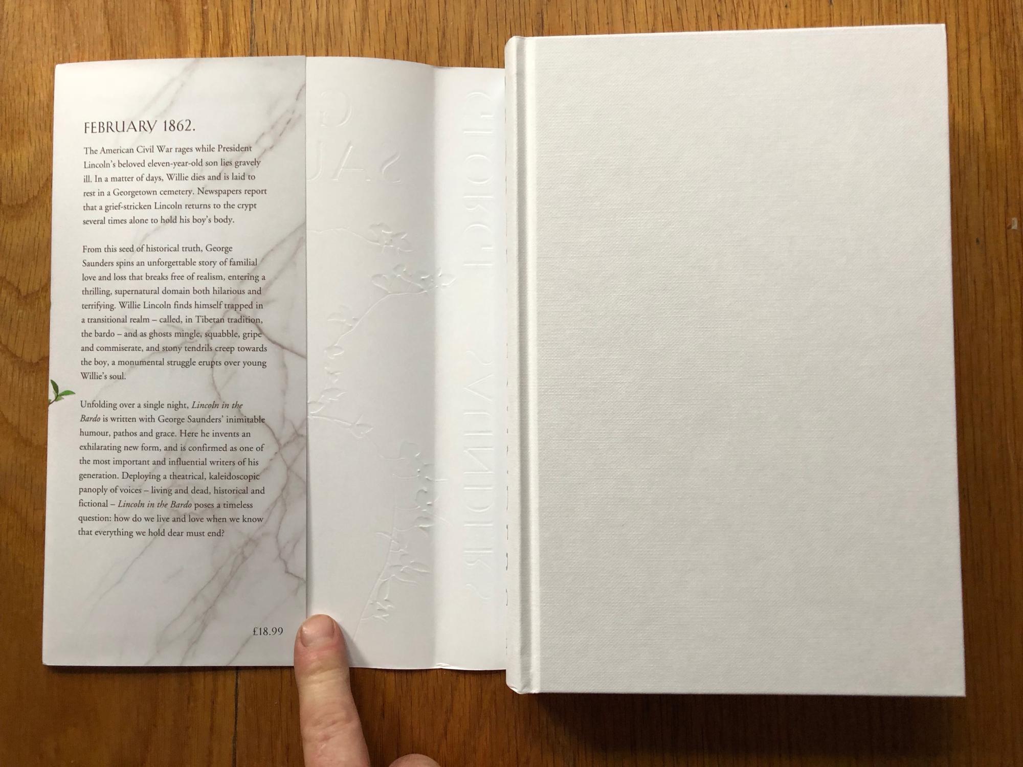 lincoln in the bardo pdf