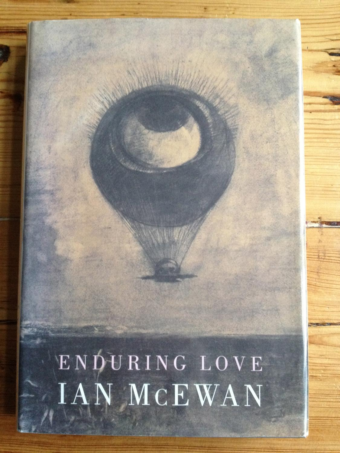 enduring love whose reality essay And suggestions on enduring love, and david morgan for his essay on – enduring love with a video interview with ian mcewan representing reality.