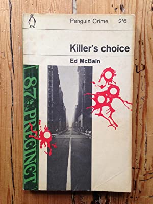 Killer's Choice: Ed McBain