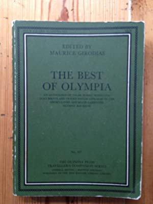 The Best of Olympia: Maurice Girodias (ed)