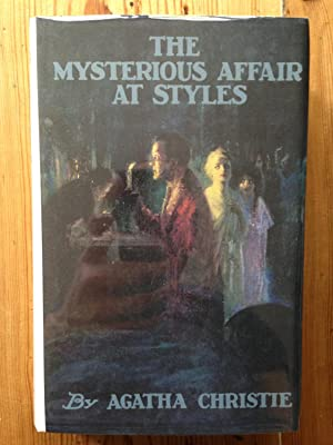 The Mysterious Affair at Styles(in fdj): Agatha Christie
