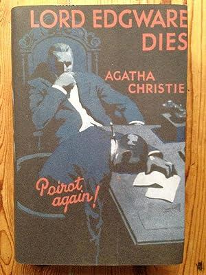 Lord Edgware Dies (in fdj): Agatha Christie