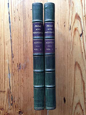 Pride and Prejudice volumes one and two: Jane Austen