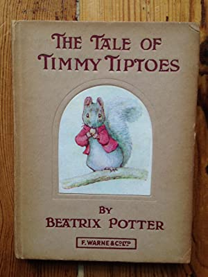 Beatrix Potter Timmy Tiptoes Seller Supplied Images Abebooks