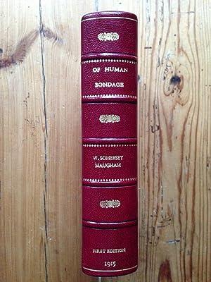 Of Human Bondage: W Somerset Maugham