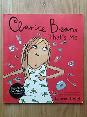 Clarice bean That's Me: Lauren Child