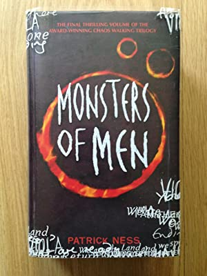 Monsters of Men: Patrick Ness