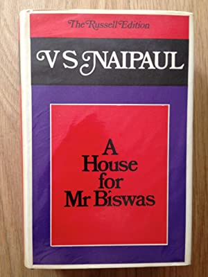 A House for Mr Biswas: V S Naipaul