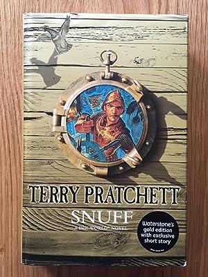 Snuff [Discworld]: Pratchett, Terry