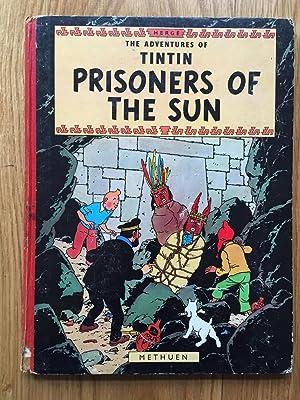 The Adventures of Tintin - Prisoners of: Herge