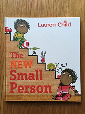 The New Small Person: Child, Lauren