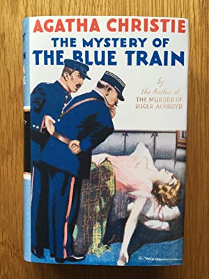 The Mystery of the Blue Train (in fdj)