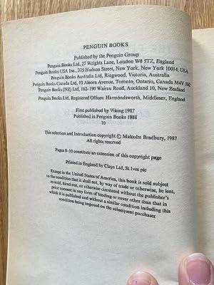 The Penguin Book of Modern British Short Stories: Bradbury, Malcolm