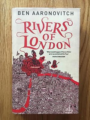 Rivers of London: Aaronovitch, Ben