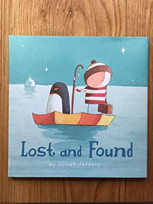 Lost and Found: Jeffers, Oliver