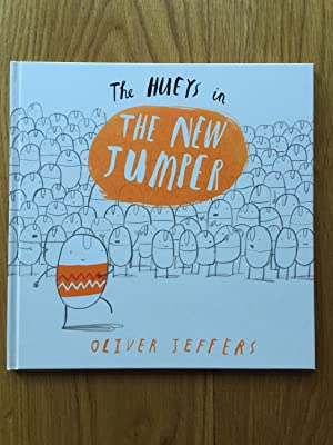 The New Jumper (The Hueys): Jeffers, Oliver