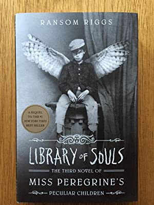 Library of souls full book online