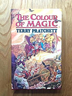 Colour of Magic by Pratchett - AbeBooks