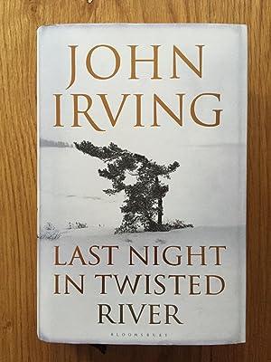 Last Night at Twisted River: John Irving