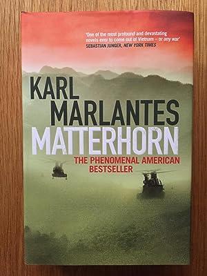 Matterhorn: Karl Marlantes