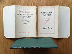 Chamber Music: James Joyce