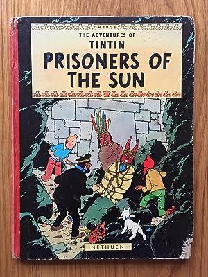 Prisoners of the Sun: Herge