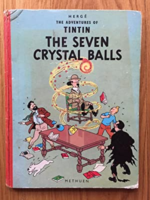 The Seven Crystal Balls Herge