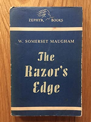 The Razor's Edge: W Somerset Maugham