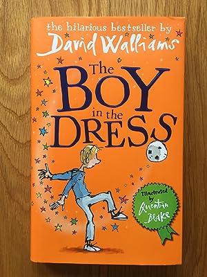 The Boy in the Dress: Walliams, David