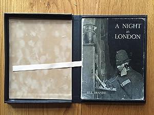 A Night in London: Bill Brandt