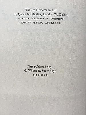The Sunbird: Wilbur Smith