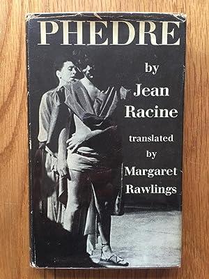 Phedre - signed by translator: Jean Racine
