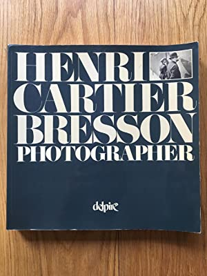 Henri Cartier Bresson, Photographer: Special Edition Commemorating: Henri Cartier-Bresson